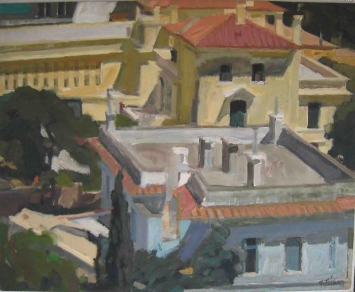 'Houses' by Panayiotis Tetsis