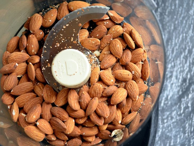 how to make roasted almonds in microwave