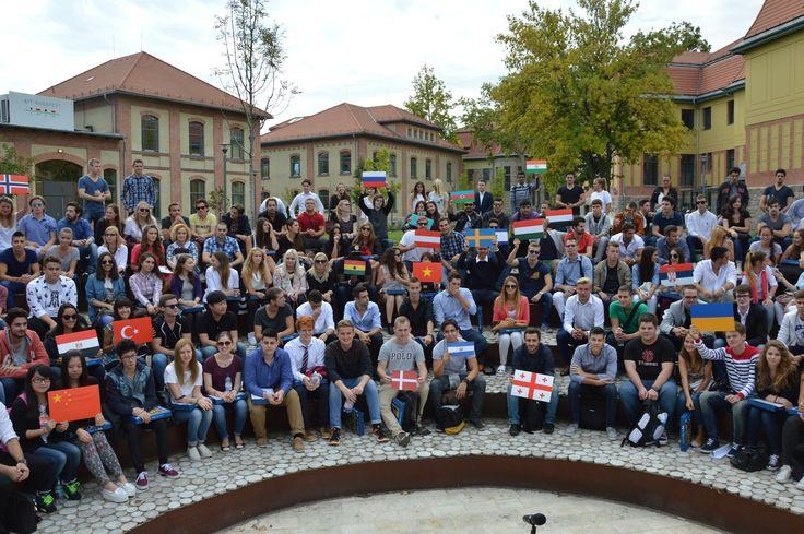 International Business School – IBS Opening Event 2015