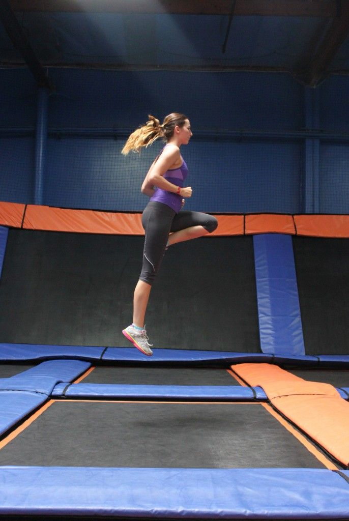 The New Workout You HAVE to Try - http://blog.womenshealthmag.com/scoop/trampoline-workout/