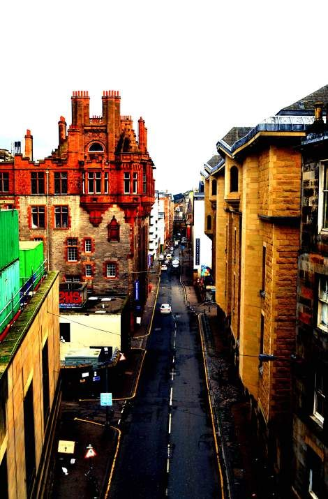 Edinburgh V by ap* (2013) #Photography #DigiArt
