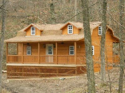 17 best ideas about small cabins for sale on pinterest for Gambrel barns for sale