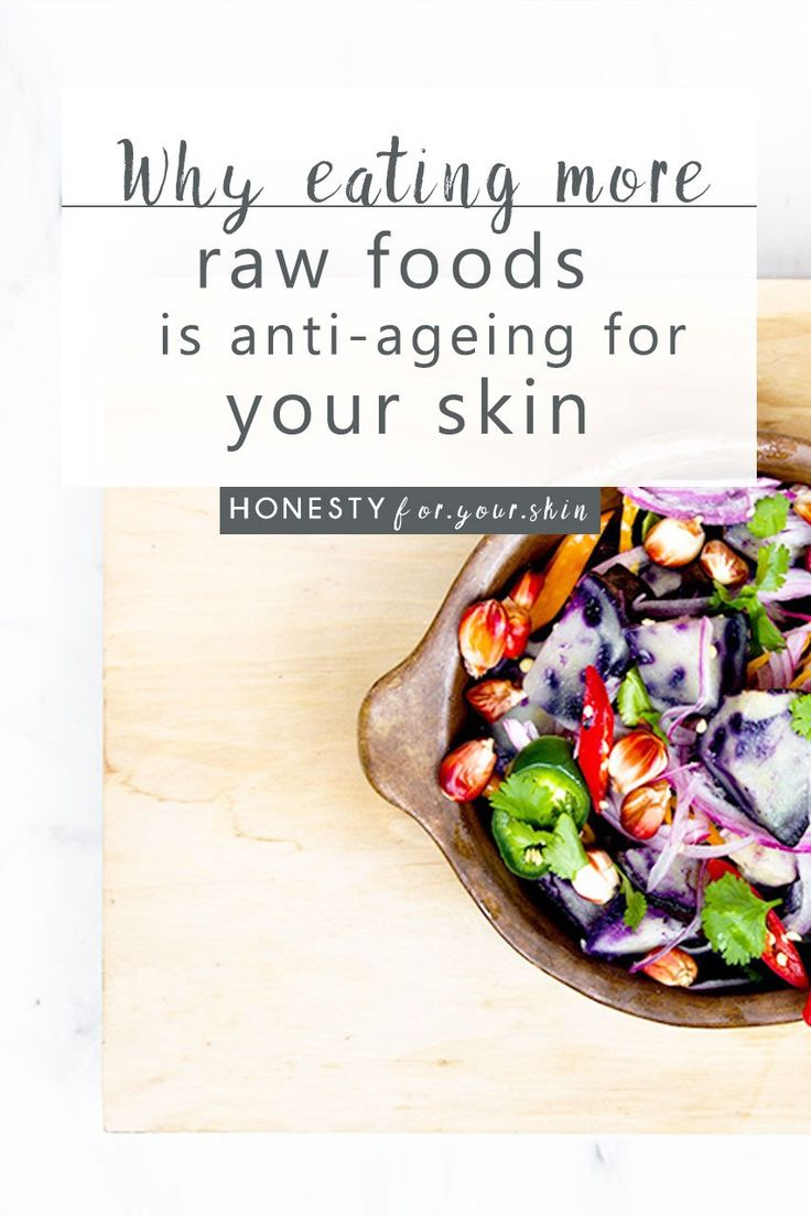 Have you heard about the benefits of eating raw foods? Did you know a diet rich…