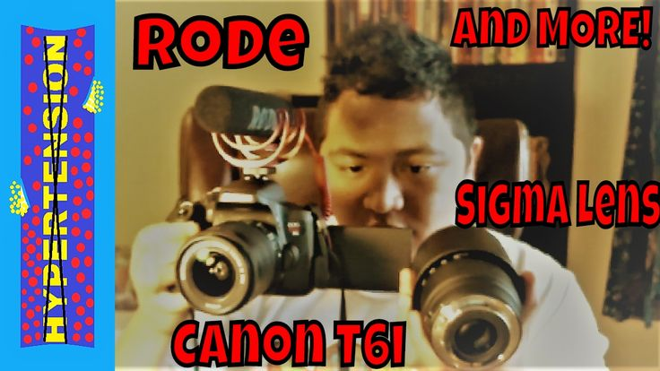 Unboxing The Best Canon T6i Bundle on Amazon 2017 as Valentines Day Gift