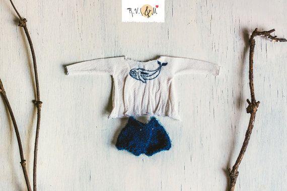 Outfit for Blythe/Licca. от RVSandM на Etsy