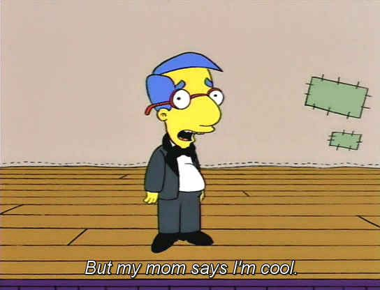 She does!! @Shearon Henry Birdsong The 100 Best Classic Simpsons Quotes
