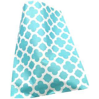 24Pk Blue Paisley Lolly Bags