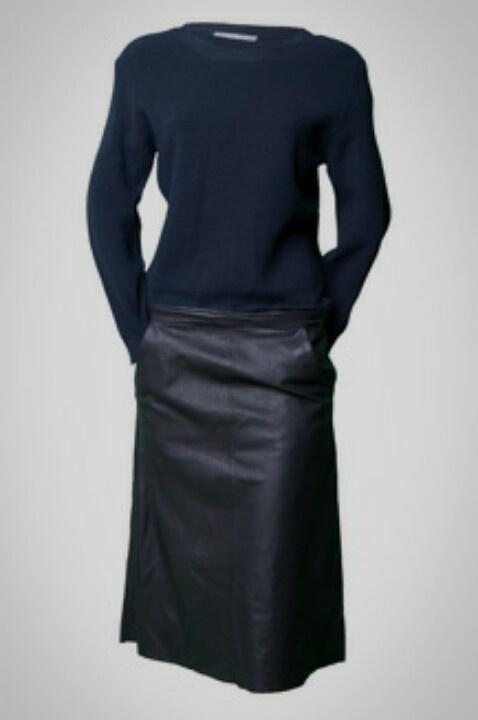 Full skirt suit #dyanne beekman