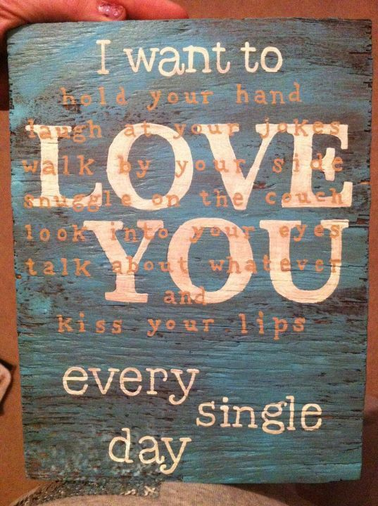 I do. I will, forever.