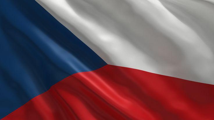Banderas, República Checa, flag, bandera Republica Checa, Czech Republic flag, flags, banderas