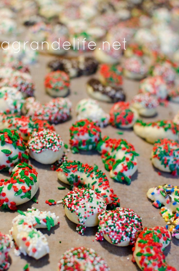 Italian Anise Cookies!!