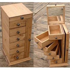 I think I need this. It's so creative! This would be perfect for makeup. I love it! Woodworking easy tips on http://www.cooldiywoodworkingeasyprojects.com