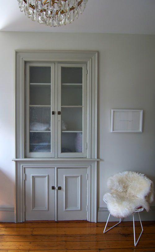 good DIY idea for an existing closet?