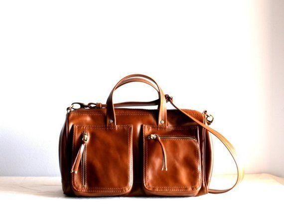 Morelle Handmade Barrel Bag   https://www.etsy.com/shop/morelle