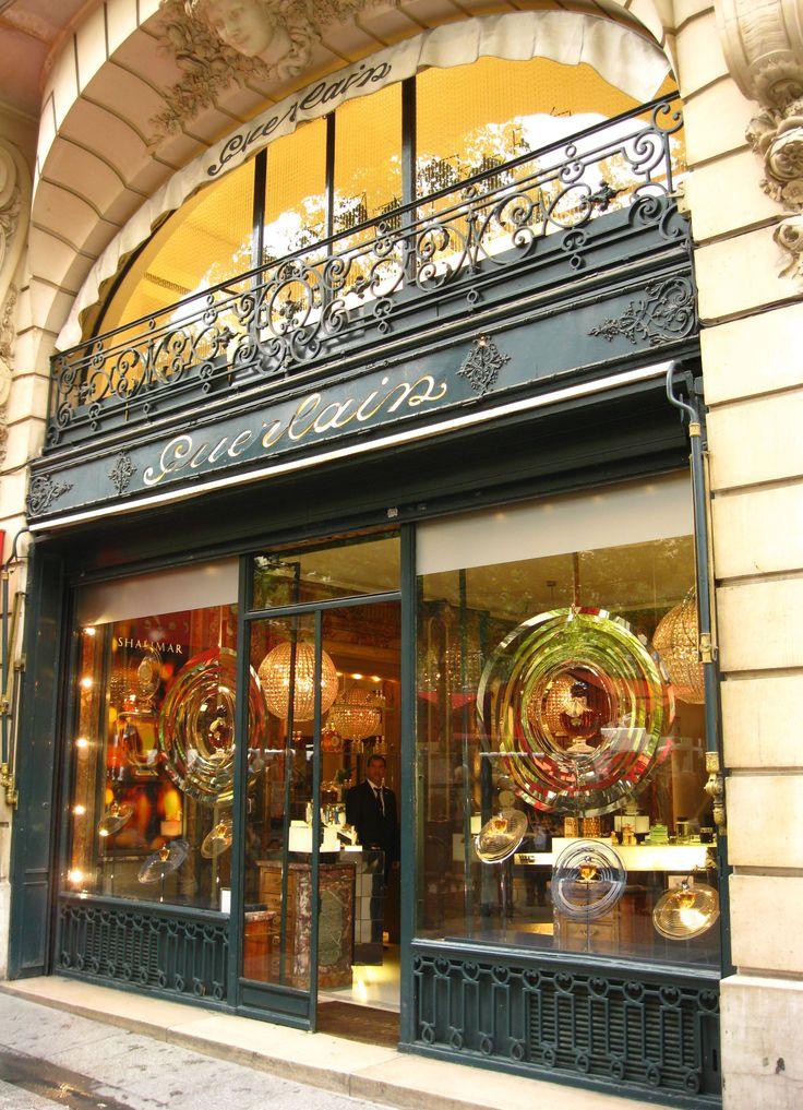 Elysee District, Maison Guerlain, 68 avenue des Champs de Elysee, Paris VIII