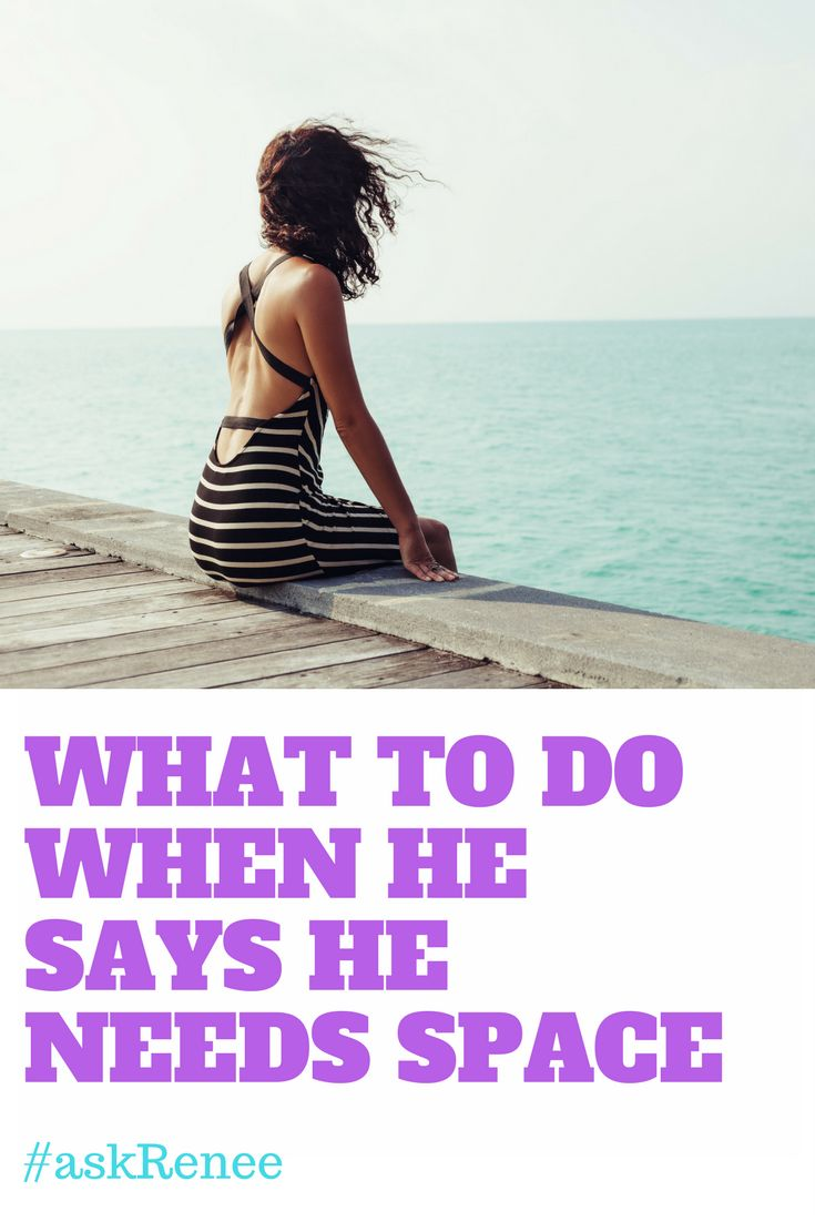 what to do when he needs space and pulls back. Understanding men. Dating and relationship advice.