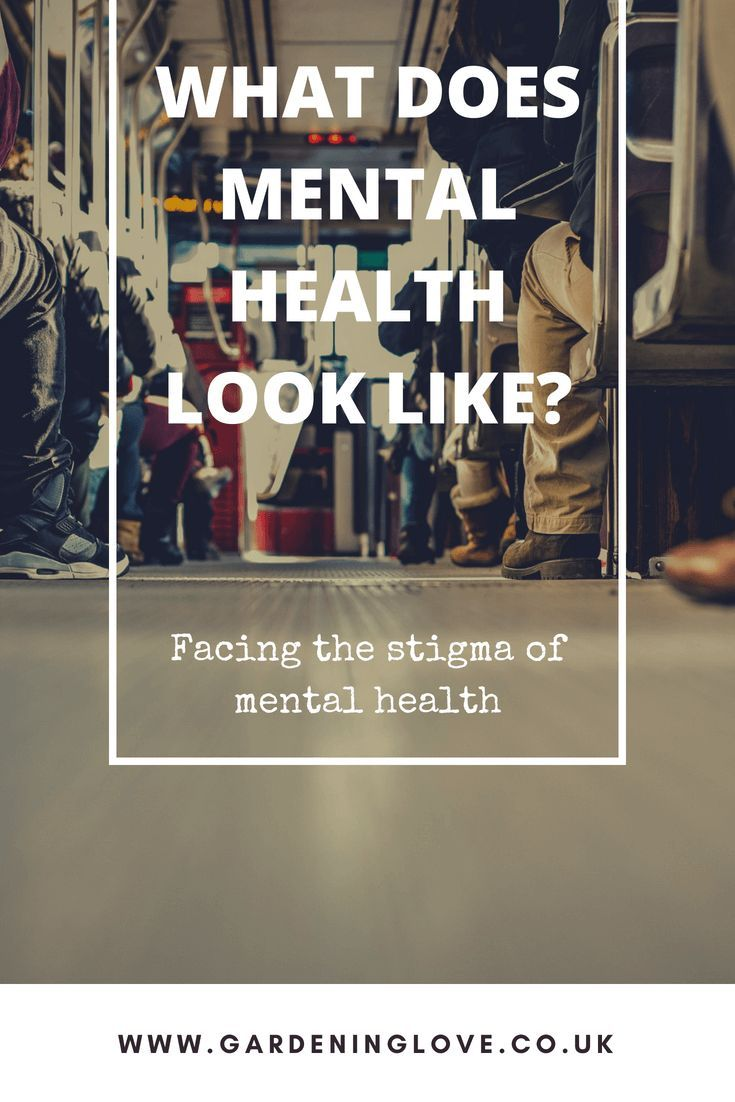 Tackling The Mental Health Stigma Healthy Lifestyle Group Board