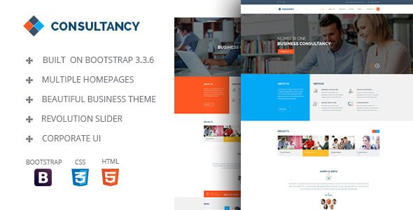 Consultancy - Consulting HTML Bootstrap Template - Portfolio Creative Template. Download here: https://themeforest.net/item/consultancy-html-bootstrap-template/16034187?s_rank=21&ref=yinkira