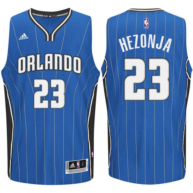 Mario Hezonja Orlando Magic #23 New Swingman Blue Home Jersey