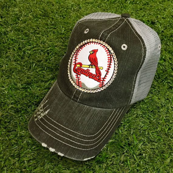Hey, I found this really awesome Etsy listing at https://www.etsy.com/listing/219643376/st-louis-cardinals-baseball-bling