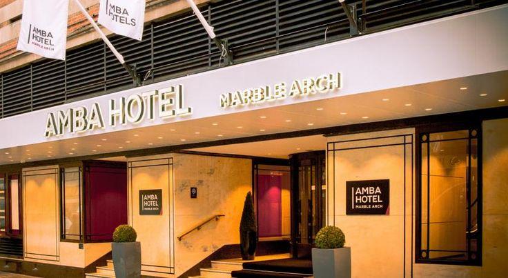 Week-end Londres Ecotour pas cher promo séjour Amba Hotel Marble Arch 4* prix Week-end Ecotour à partir 293,00