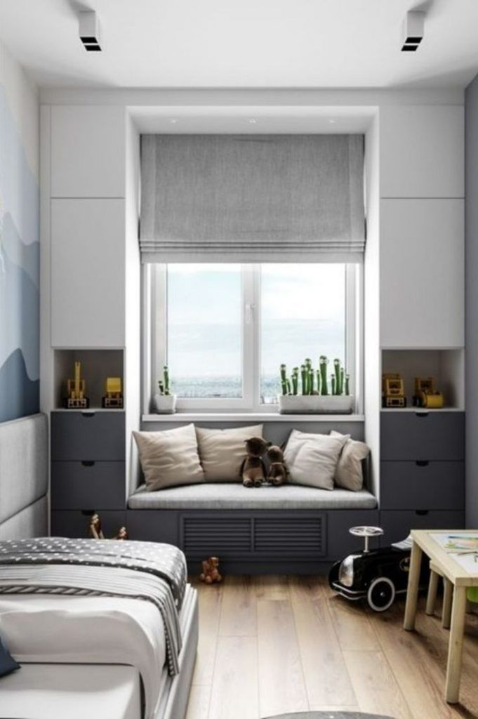 Bedroom Ideas For Each Child 30 Fabulous Room Ideas For Children Who Love Colors New 2019 Small Room Bedroom Small Room Design Small Bedroom Storage