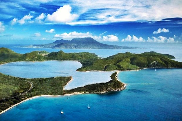 St. Kitts & Nevis West Indies