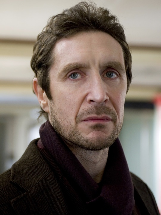 Paul McGann >> Oh hullo, Eight. Still looking good? Ok, yup. Just checking.