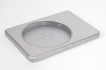 Sichtfenster - Mediendosen, Blechdosen, Weißblechdosen, Metallverpackungen - Dosenspezialist GmbH [tinplate packaging]