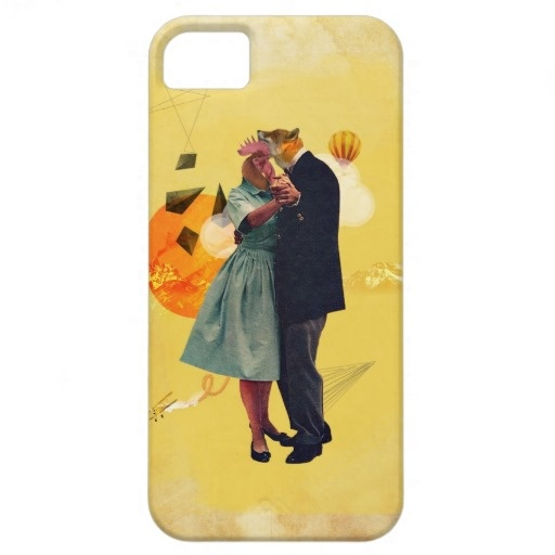 Vintage Dance iPhone 5 Cover