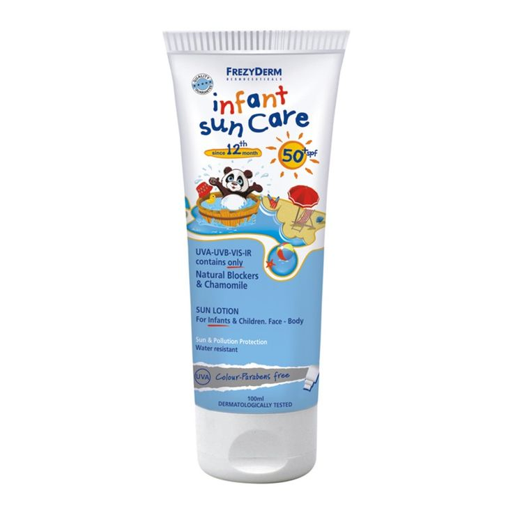 INFANT SUN CARE SPF 50+ | FrezyDerm