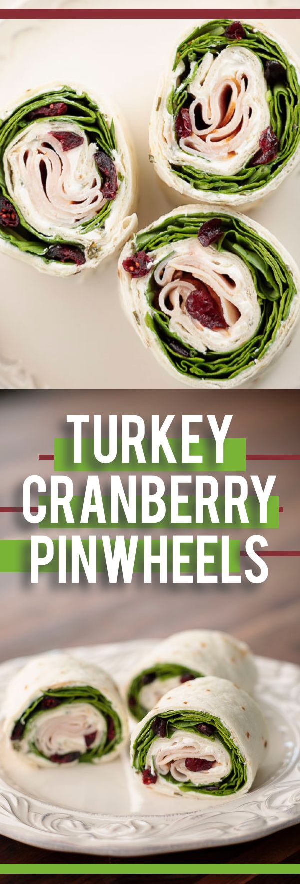 These are super light but packed with tons of flavor. Perfect for your next holiday get together!
