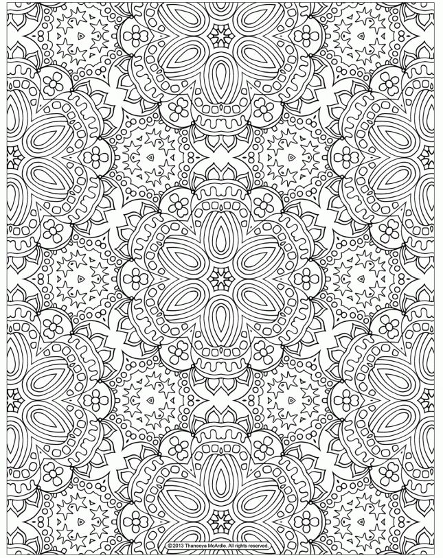 Pattern Coloring Sheets Printables : 52 best coloring pages by thaneeya printable pdfs images on
