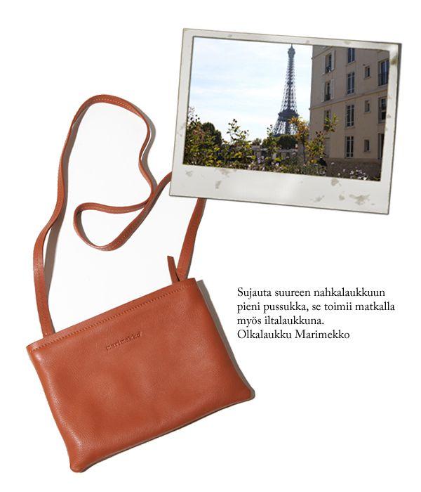 Kaupunkiloman tärkeimmät asusteet   Heinäkuu   2015   Sokos Fashionnews