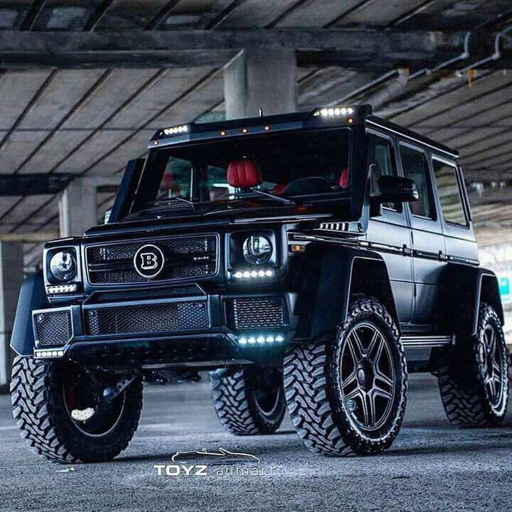 G Wagon 4x4 With Images Mercedes Benz Suv Mercedes G Wagon