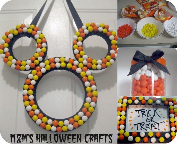 Corny Halloween Crafts