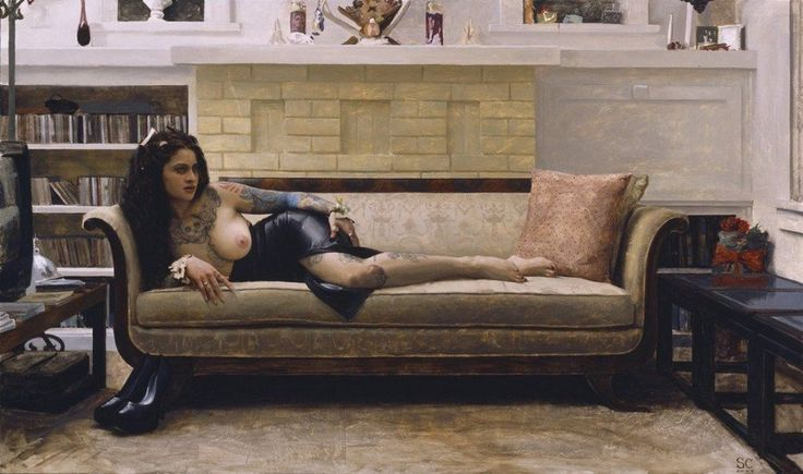 Sean Cheetham was born in 1977. He has a Bachelor of Fine Art degree with honors from the Art Center College of Design in Pasadena, CA.