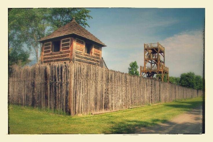 Thunder Bay, Fort William Historical Park