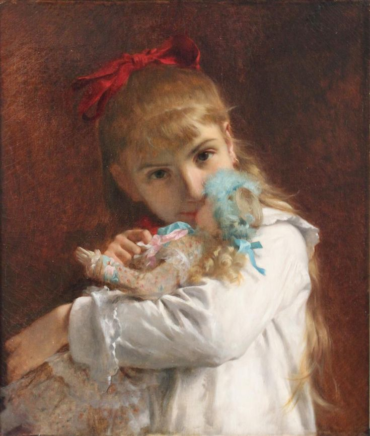 Pierre-Auguste Cot (Pierre Auguste Cot): A New Doll