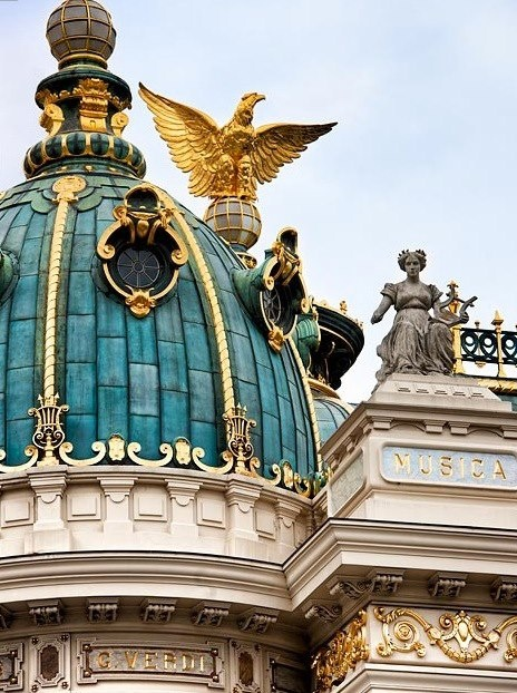 Cupula do Teatro Municipal do rio de Janeiro!!!!!!!
