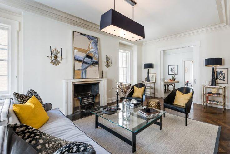 Por 6,25 millones de dólares puedes vivir en el apartamento que habitó Uma Thurman durante 15 años.