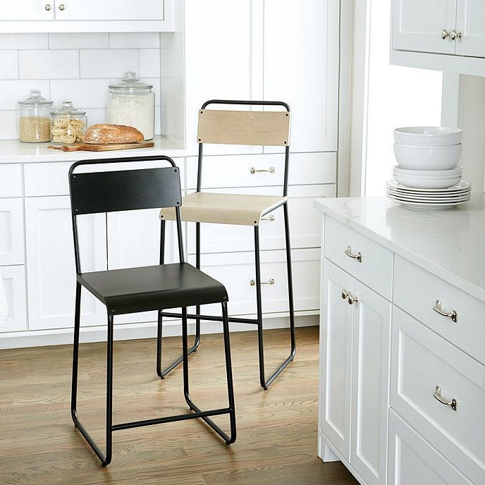 90 Ideas On How You Can Make Your Kitchen Look Incredible With Just A Few New Counter Stools Www B Popular Kitchen Designs Mid Century Stools Kitchen Chairs