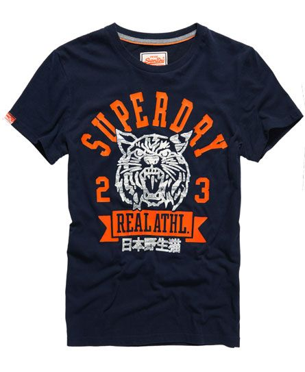 Superdry Real Wildcats T-Shirt