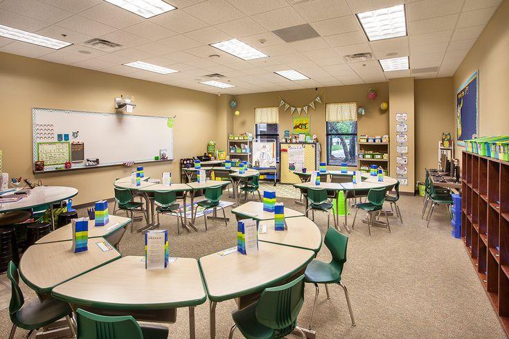 Architecture Design For Virtual Classroom : Piedmont church 사무실 공간 및 교실