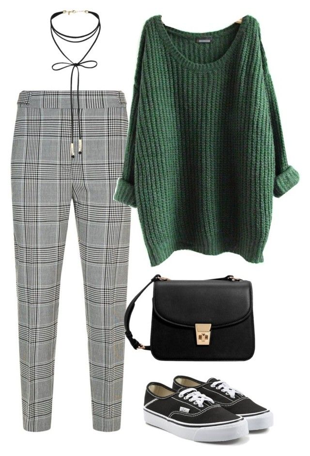 """""""#253"""" by mintgreenb on Polyvore featuring Alexander Wang, MANGO, Vans and Miss Selfridge"""
