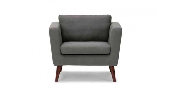 Alice,   chair, Dina Dim Grey