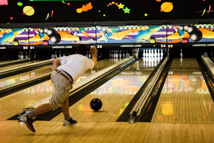 le bowling