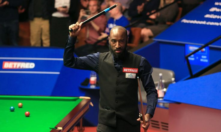 April 20 2017 - 1,000-1 shot Rory McLeod stuns Judd Trump by coming from 4-0 down to win 10-8 at the World Snooker Championship