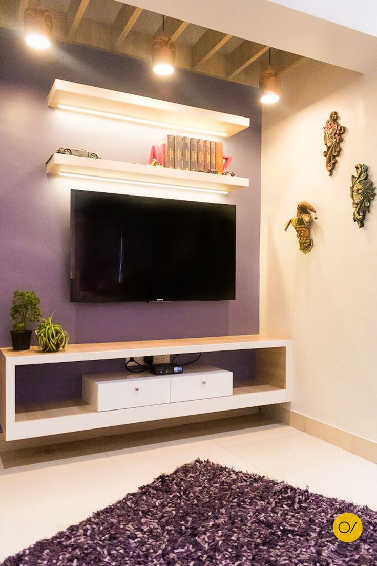The Guest Room Or The Entertainment Room Has Wall Large Bed With  # Meuble Tv Oceania