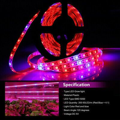 Make Your Own Led Growing Light With Arduino And Ws2812b Lights Young Sustainable Jardineria